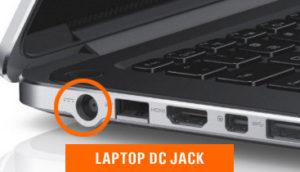 DC Jack Repairs